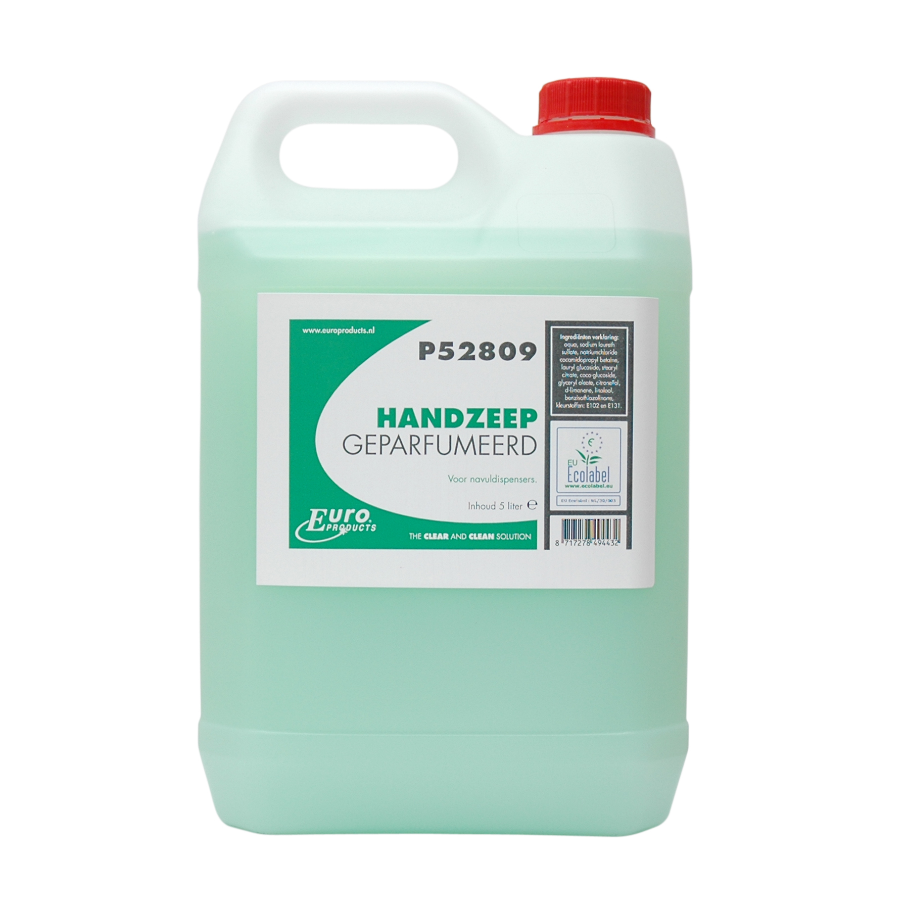 Office Handcleaner 5 L Can Green, MT 1819